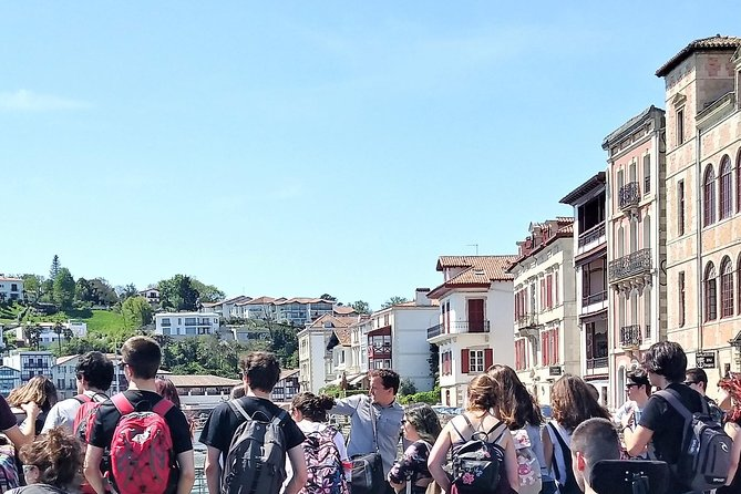 Private walking tour of Saint Jean de Luz, Biarritz, FRANCIA