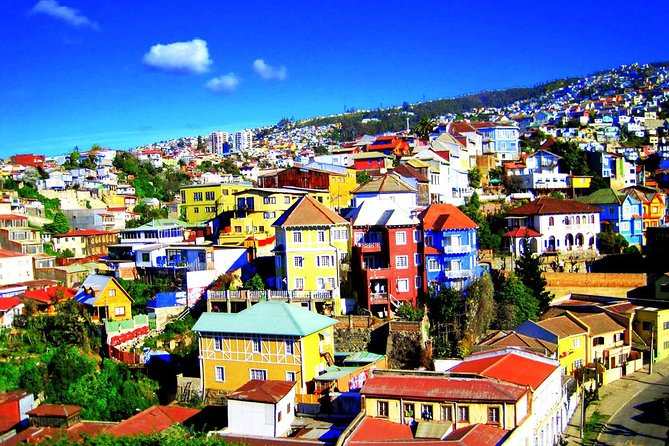 Visit Viña del Mar (the Garden City) and Valparaíso a world heritage site. See important historical, social, cultural and economic points along the way and visit a vineyard for a wine tasting.