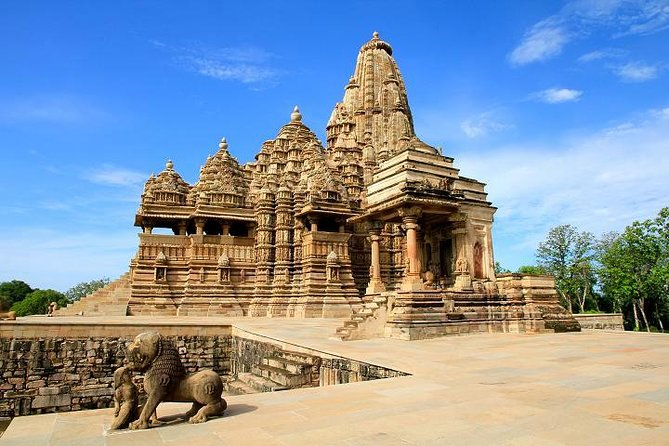 3-Day Private Tour to Khajuraho and Kamasutra Temples from Delhi by Train, Nueva Delhi, INDIA