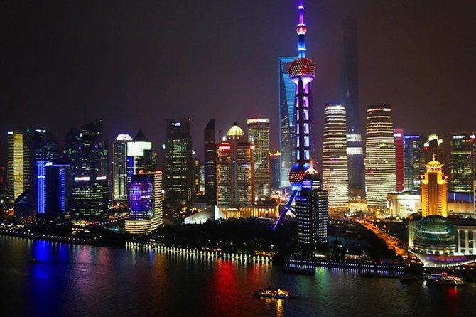 Private Shanghai Night Tour : Shanghai Tower Observation Deck and Amazing Lights, Xangai, CHINA