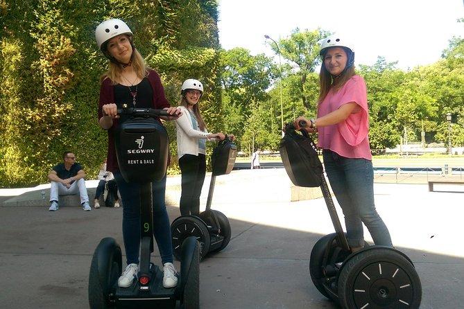 90 minutos en el maravilloso y verde Parque del Retiro, Madrid, ESPAÑA
