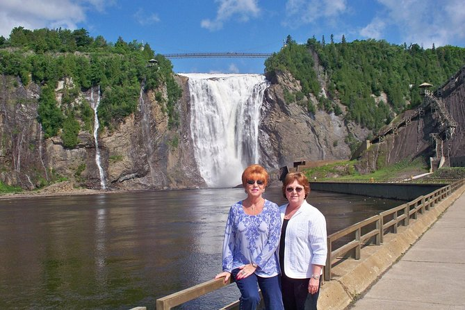 Half-Day Trip to Montmorency Falls and Ste-Anne-de-Beaupré from Quebec city, Quebec, CANADA