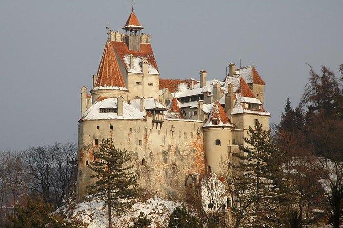 MÁS FOTOS, Excursión por los castillos de Bran y Rasnov desde Brasov