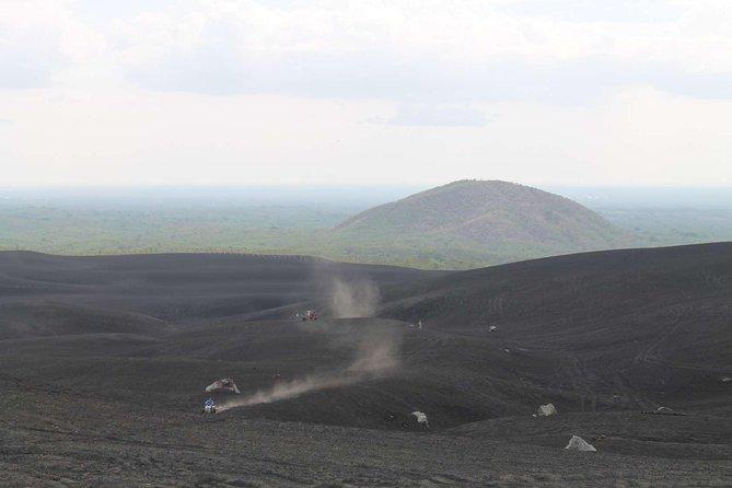 Cerro Negro and Volcano Sand Boarding from León, Leon, NICARAGUA