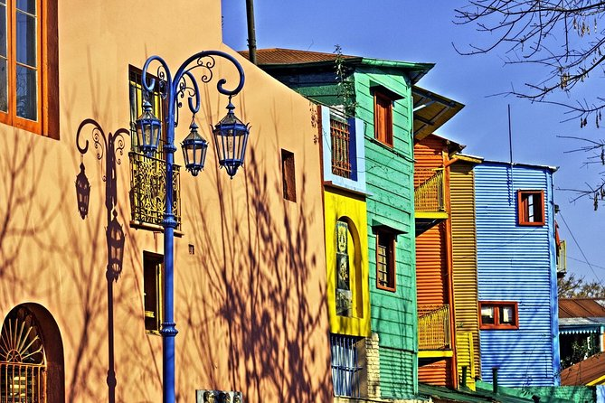 Enjoy a 4-hour private tour of Buenos Aires that includes the main highlights of the city, including Plaza de Mayo, San Telmo, Recoleta and La Boca.Since this tour is private, the itinerary can be customized to suit your unique interests so you'll see all the sights you want and none of the ones you don't. Hotel or Cruise Port pickup and drop-off are included. Transfer to the International Airport after the tour is available (Applies extra charge, see the option which includes Transfer to the Airport at the time of the booking).