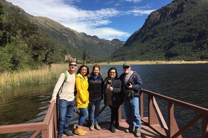 Excursión de senderismo por el bosque nuboso y el parque nacional Cajas desde Cuenca, Ecuador, Cuenca, ECUADOR