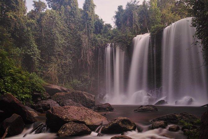 Private Full Day Kulen Mountain Tour From Siem Reap, Angkor Wat, CAMBOYA