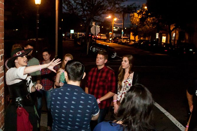 Haunted Charlotte Ghost and Pub Walking Tour, Charlotte, NC, UNITED STATES