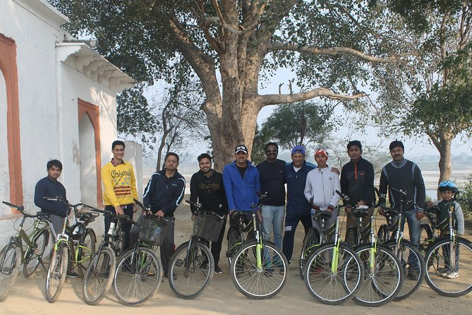 Countryside Bicycle Tour, Agra, India