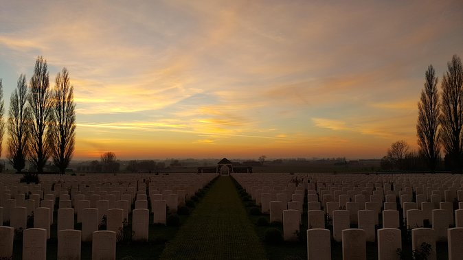 Vimy and Flanders Fields Canadian Battlefield Tour from Lille, Lille, FRANCIA