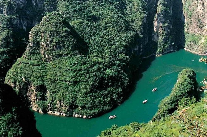 MÁS FOTOS, Private Day Tour to Longqing Gorge with Boat Ride and Cable Car from Beijing
