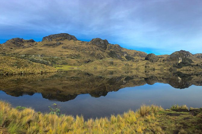 Full-Day Cajas National Park Tour with Small-Group, Cuenca, Equador