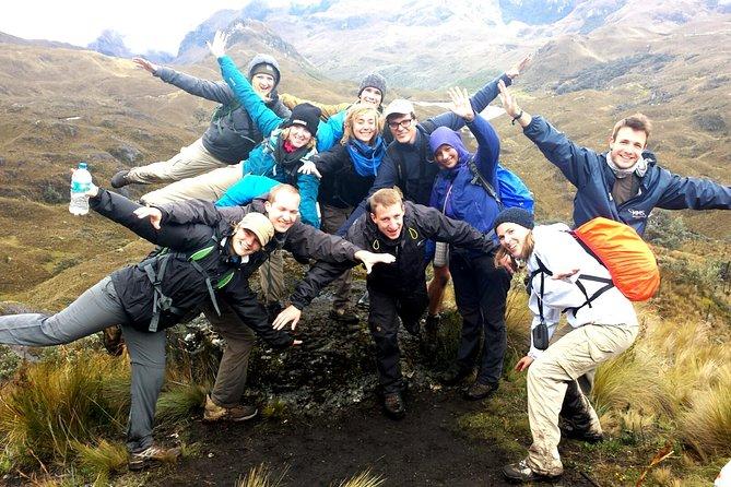 Full-Day Cajas National Park Tour from Cuenca, Ecuador, Cuenca, ECUADOR
