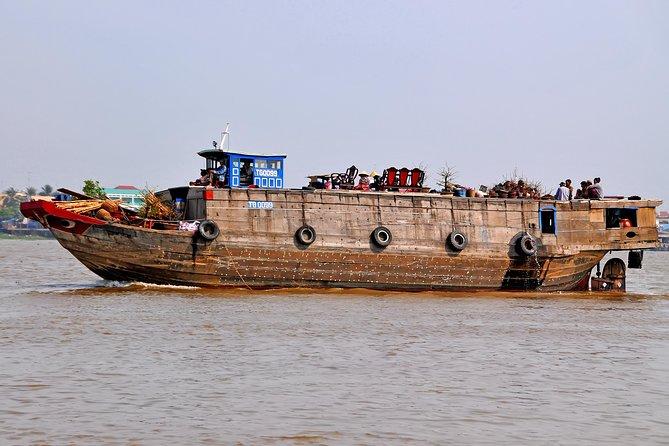 Recorrido de un día para grupos pequeños por el delta del Mekong y la localidad de Cai Be, Ho Chi Minh, VIETNAM