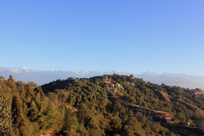 Nagarkot Sunrise View and Day Hiking From Kathmandu,Nepal, Katmandu, NEPAL