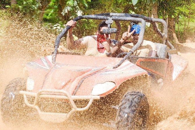 Aventura Ecológica Selvagem com Buggy saindo de Punta Cana, ,