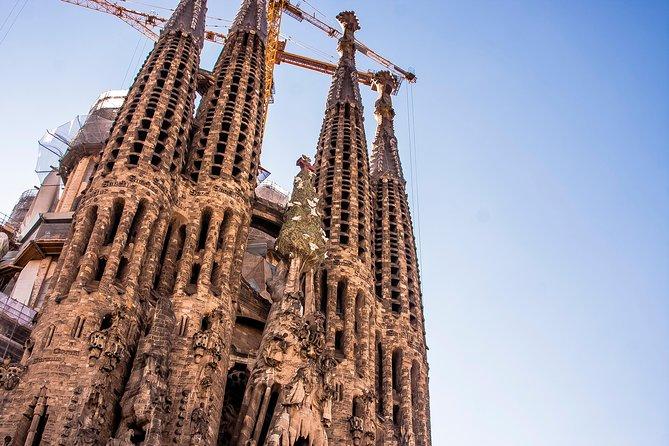 Sagrada Familia: Visita guiada con acceso rápido y acceso a la torre, Barcelona, ESPAÑA