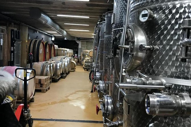 Cheese dairy farm, winery, olive oil mill, ham and sausage factory, private tour, Padua, Itália