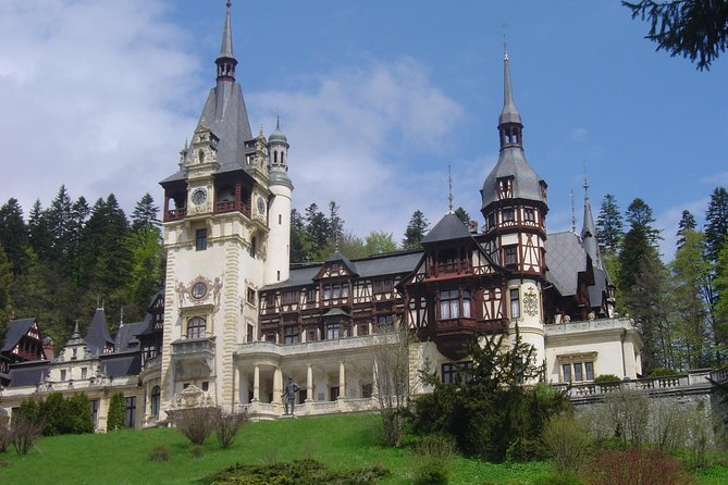 "The PRIVATE day tour will take you to visit the famous Bran ""Dracula's"" Castle then further to Rasnov Peasant Fortress and to the unique Peles Palace in Sinaia. There will be time to explore each place and also shop some of the homemade / handmade souvenirs.<br><br>A professional guide will lead the tour and will share with you all the legends and stories as well as the myth vs truth of Vlad The Impaller.<br><br>The tour will run at your own pace, giving you enough time to explore more and immerse into the stories and legends.<br>- <br><br>There are a few options to run the trip: private tour in English or in German / Spanish / French, but there are also options of choosing the extended visits at Peles Palace or the ""Special"" treat at Bran Castle.<br>-<br><br>There is also the option of booking this tour as an OPEN group departure, where other people might join the same tour - there will be small groups for each day departure."