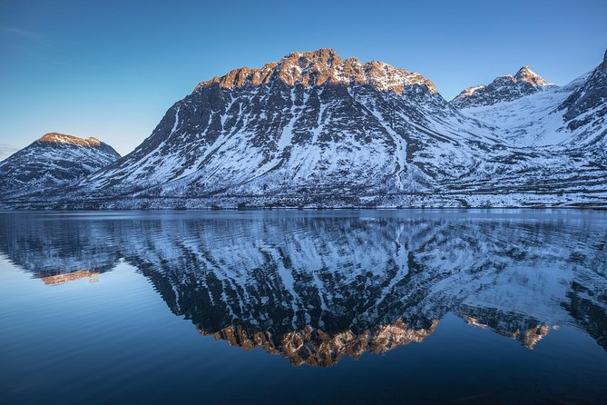 Scenic fjord tour with Arctic Truck in Troms archipelago - PRIVATE, Tromso, NORWAY