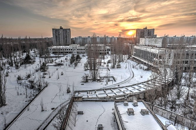 Full day group tour to Chernobyl and Prypiat, Kiev, UCRANIA