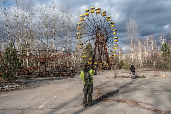 2 Day extreme tour to Chernobyl and Prypiat including overnight stay, Kiev, UCRANIA