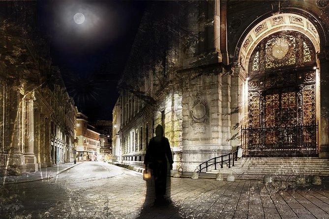 Recorrido a pie de los fantasmas oscuros de Milán, Milan, ITALIA