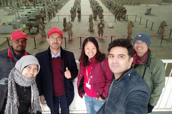 Customized Private Day Tour of Terracotta Warriors and Xi'an, Sian, CHINA