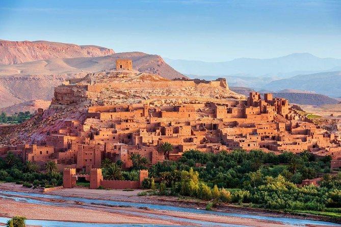 Day trip to Ouarzazate, Atlas Mountains and Unesco Kasbahs from Marrakech, Uarzazat, Morocco