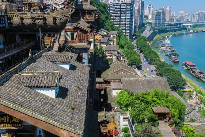 MÁS FOTOS, 200 USD Per Group Private Chongqing City Tour-Extention