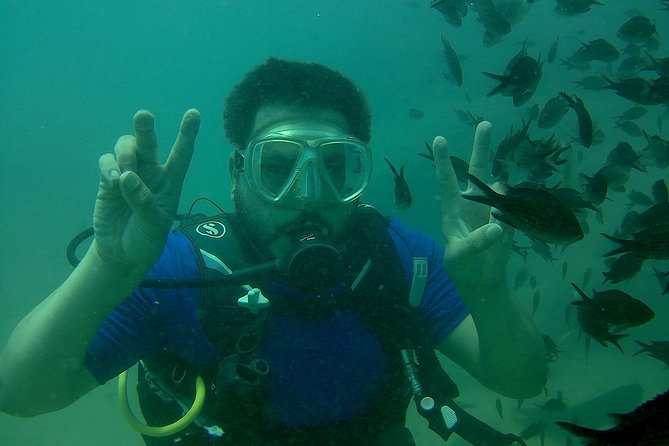 Scuba Diving full of adrenaline in Antalya, Antalya, TURQUIA