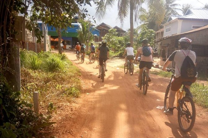 Half-Day Countryside Local Village Cycling Tour, Siem Reap, CAMBOYA