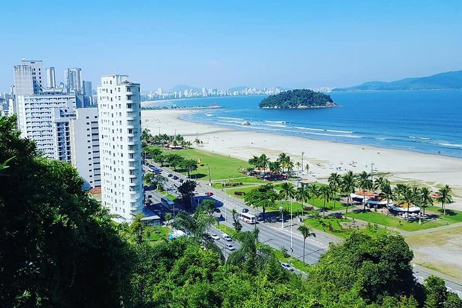 Santos Shore Excursion: Full Day City Tour Sightseeing, Santos, BRASIL