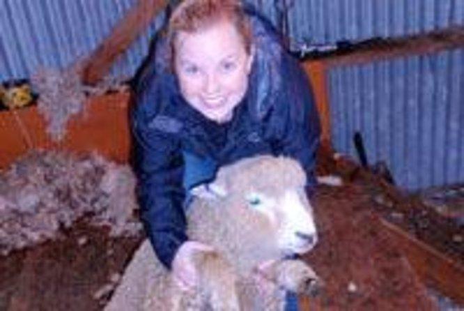 Visita a una granja de ovejas en Christchurch, Christchurch, NUEVA ZELANDIA