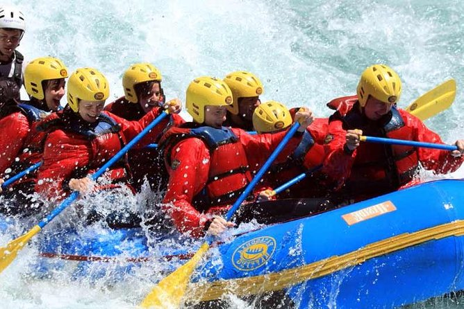 Rafting Manso River to the Argentina-Chile Border, Bariloche, ARGENTINA