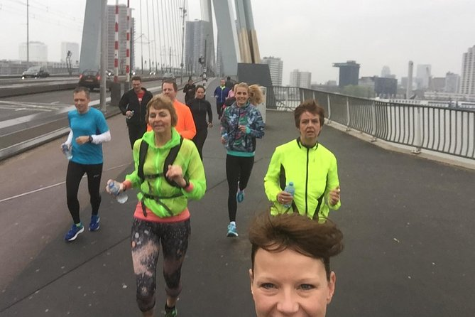 MORE PHOTOS, Running tour with the highlights of Rotterdam