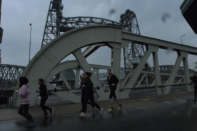 Worldwar 2 running tour Rotterdam, Rotterdam, HOLLAND