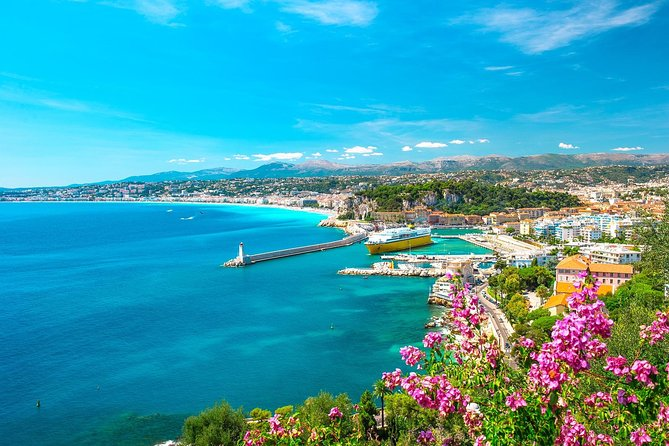 French Riviera Full Day Shared Tour from Nice, Niza, FRANCIA