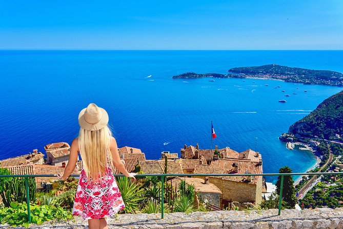 Eze Monaco and Monte-Carlo - Shared and Guided Half Day Tour, Niza, França