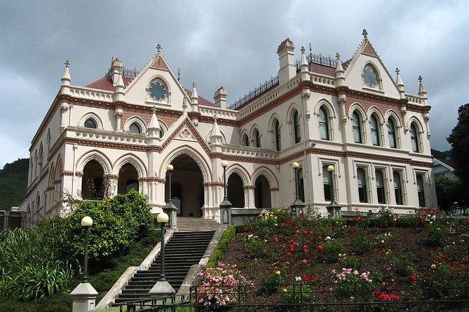 Shore Excursion: Wellington Highlights Small Group Tour, Wellington, NUEVA ZELANDIA