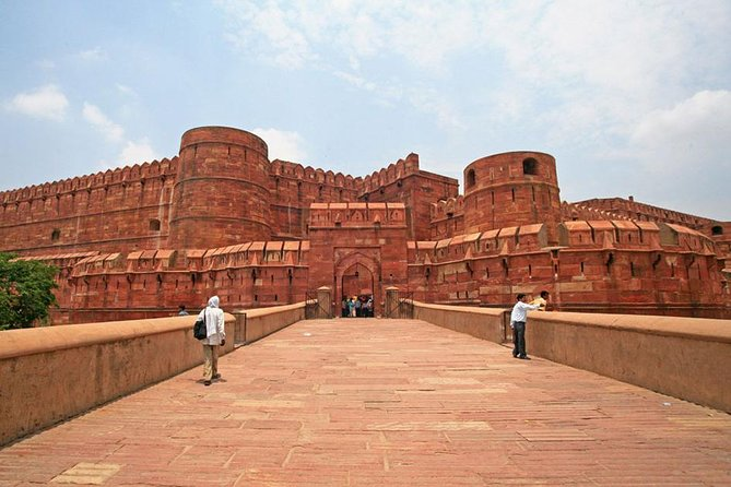 Private Day Trip To Agra an amazing Sunrise View Taj Mahal with Agra Fort, Nueva Delhi, Índia