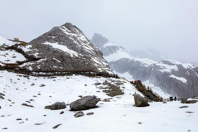 Lijiang Private Day Tour to Jade Dragon Snow Mountain and Baisha Village, Lijiang, CHINA
