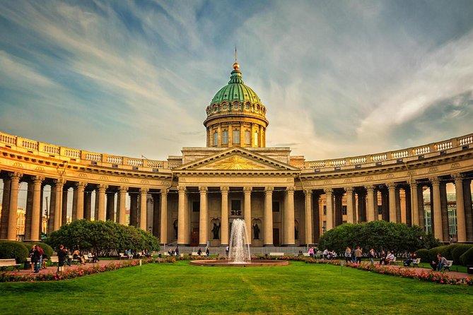 Excursión esencial de1-dia para cruceros en San Petersburgo, San Petersburgo, RUSIA