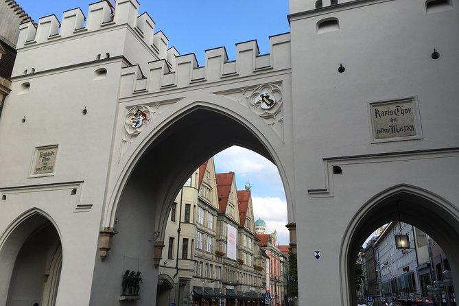 Munich Highlights 3-Hour Private Walking Tour, Munique, Alemanha