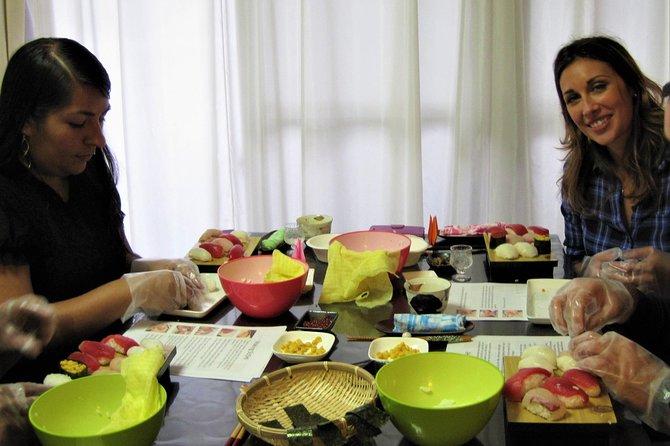 Sushi Cooking Class in Osaka, Osaka, JAPON