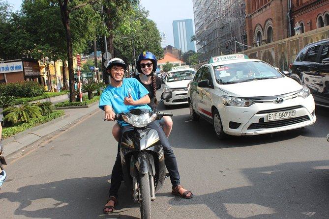Saigon City Tour with Motorbike, Ho Chi Minh, VIETNAM