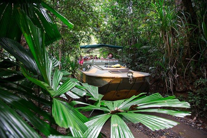 Best of Kuranda Including Skyrail, Kuranda Scenic Railway and Rainforestation, Cairns y el Norte Tropical, AUSTRALIA