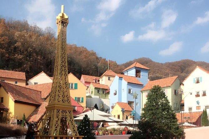Escapada de un día a la Isla Nami con Petite France y Garden of Morning Calm, Seul, COREA DEL SUR
