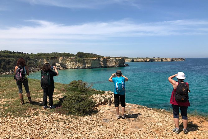 Otranto Trekking Adventure: The Path of the Hermit and the Bay of the Turks, Lecce, Itália