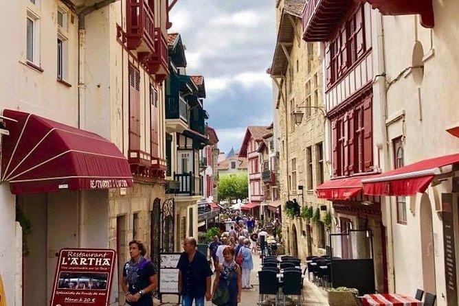 Recorrido de un día por la costa de Biarritz y el País Vasco Francés desde San Sebastián, San Sebastian, ESPAÑA